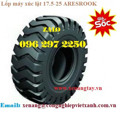 Lốp máy xúc lật 17.5-25 ARESROOK