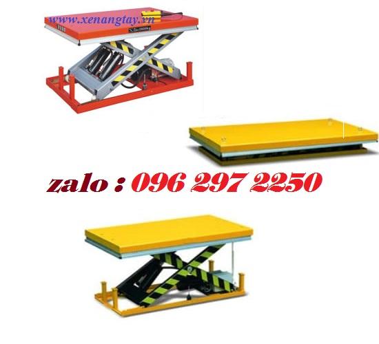 bàn nâng điện 1000-4000 kg