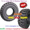 Vỏ xe nâng 700-12 Dunlop Thái Lan
