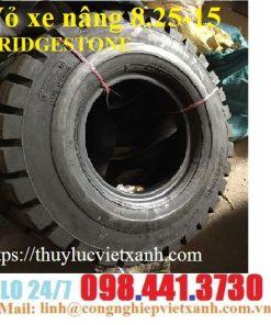Vỏ xe nâng 825-15-bridgestone