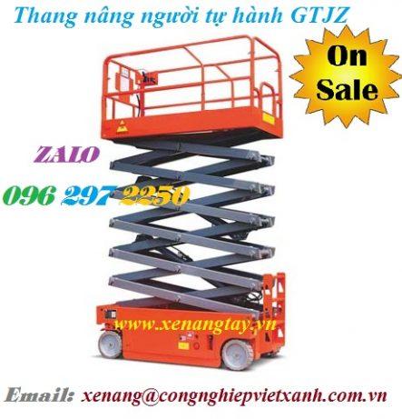 Thang nâng người tự hành 12 m GTJZ