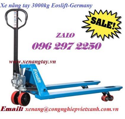 Xe nâng tay 3000kgEoslift-Germany