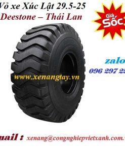 Vỏ xe Xúc Lật 29.5-25 Deestone - Thái Lan