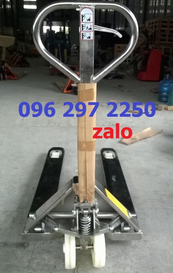Xe nâng tay mạ kẽm 2 tấn, 2.5 tấn TW-LIFTER