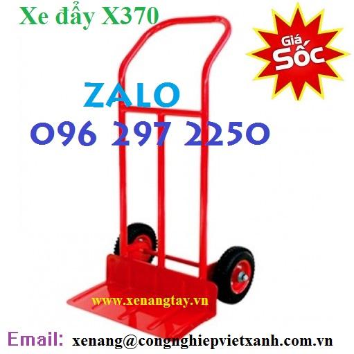 Xe đẩy 200kg X370