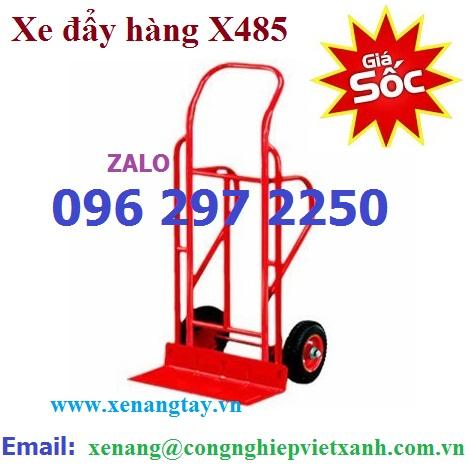 Xe đẩy hàng X485