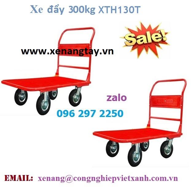 Xe đẩy 300kg XTH130T